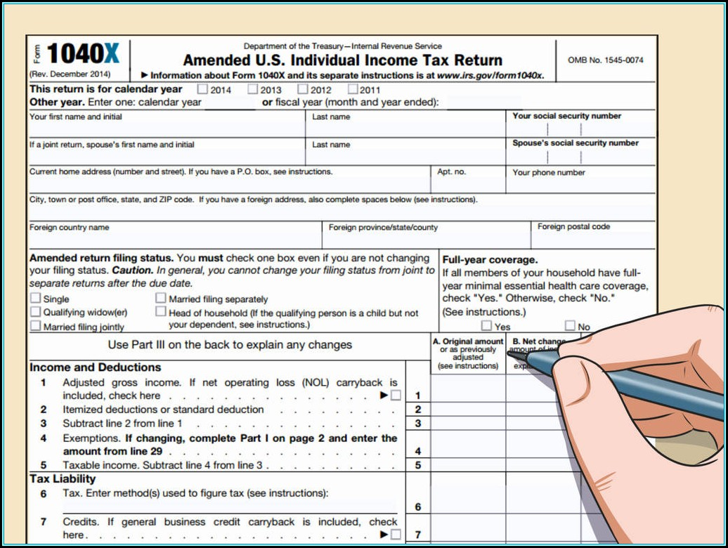 2014 Form 1099 Misc Fillable