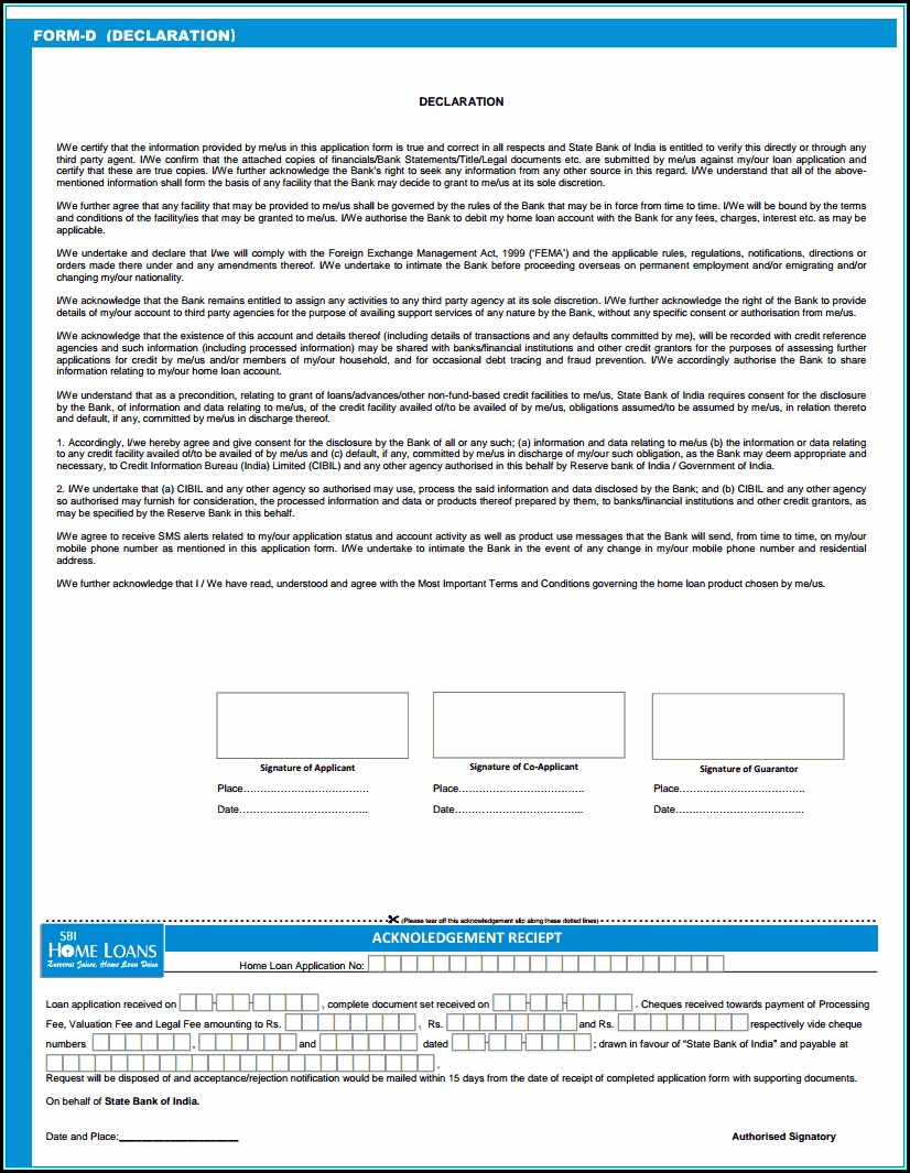 Application Form For Pan Card For Society