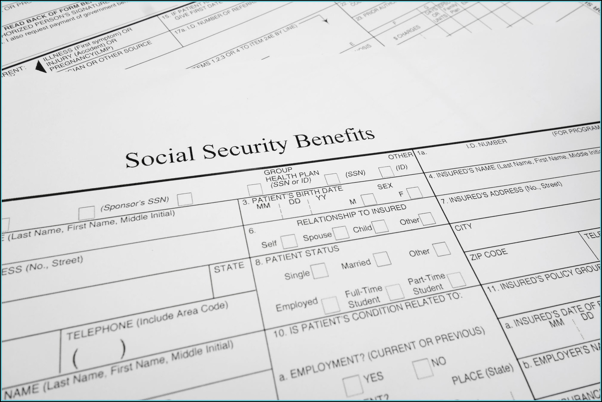 Best Way To Fill Out Social Security Disability Forms