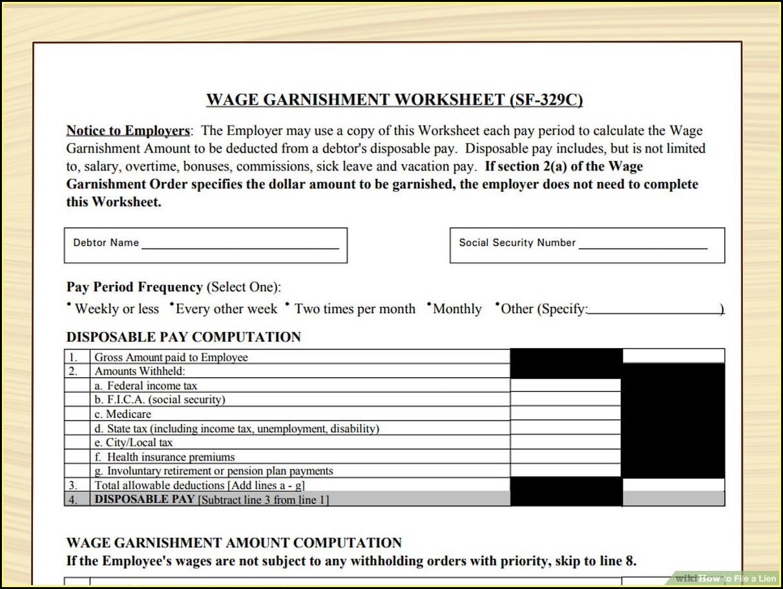 File Mechanic's Lien California Forms