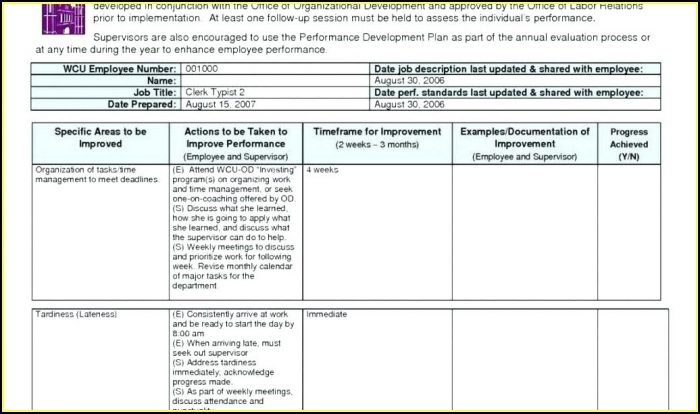 Haccp Sample Forms
