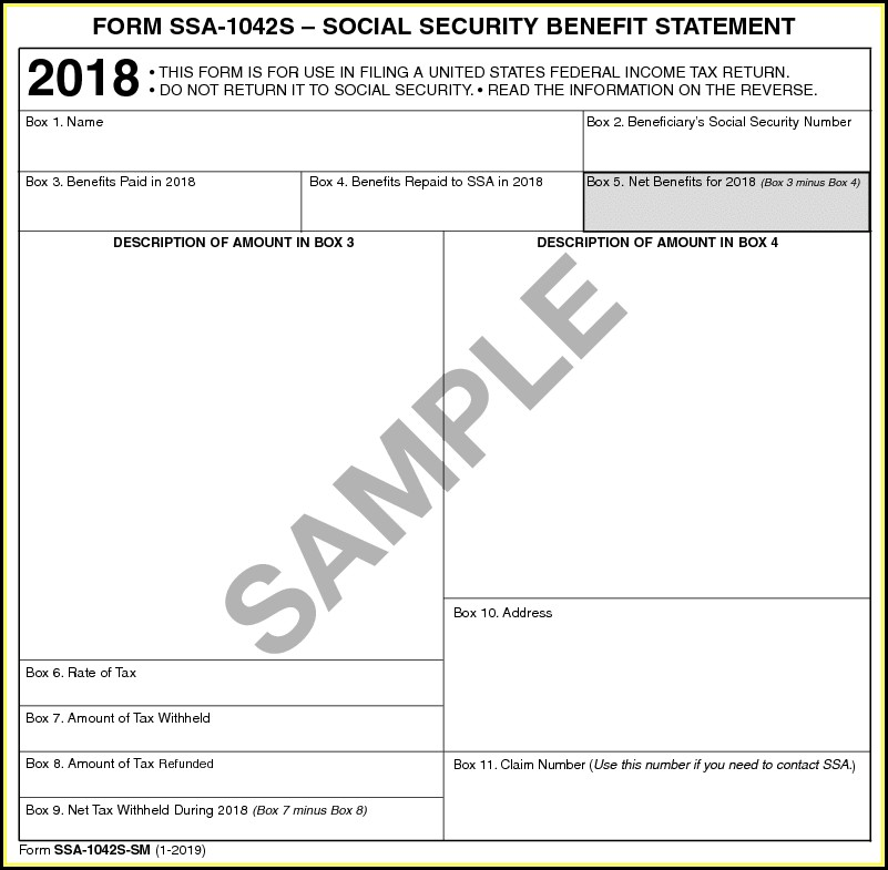 Irs Blank 1099 Forms 2018