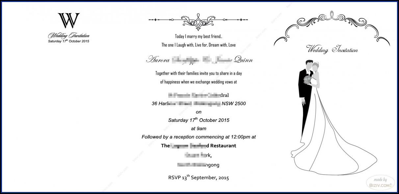 Prom Invitation Templates Free