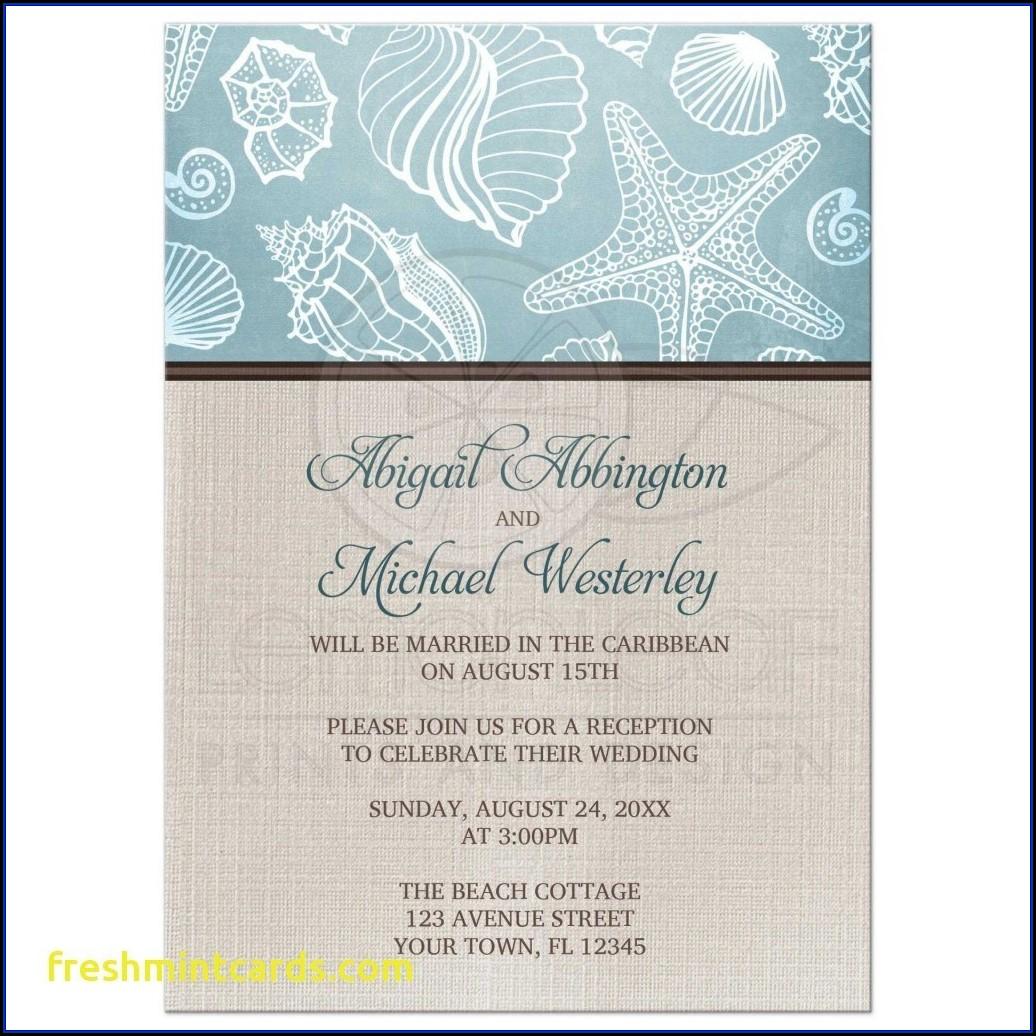 Reception Invitation Designs