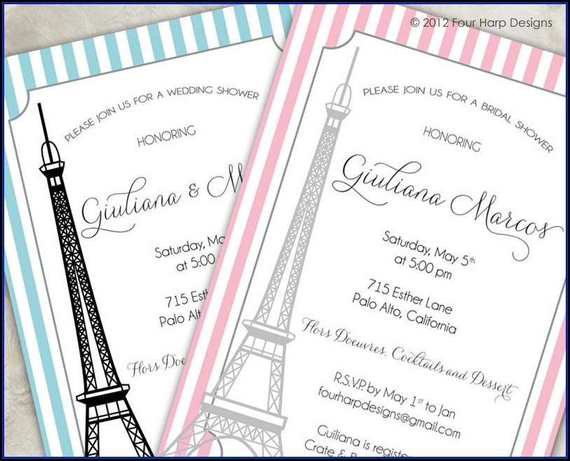 Rustic Quinceanera Invitation Templates