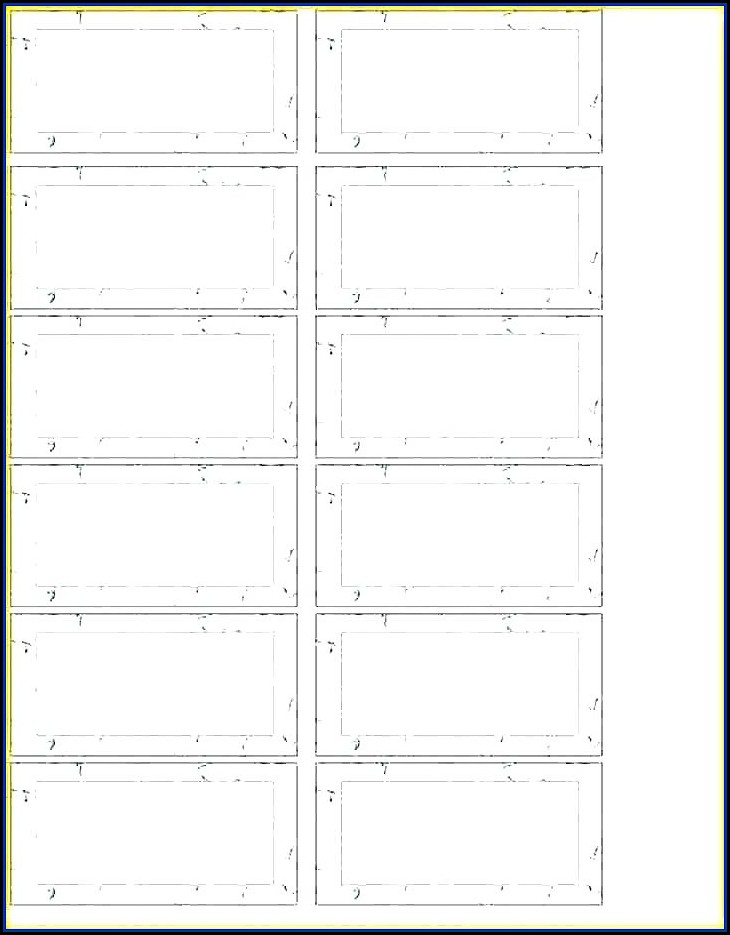 Smead Hanging Folder Tab Template