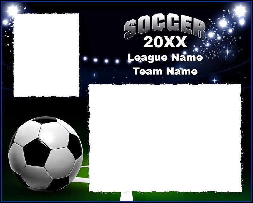 Soccer Memory Mate Templates