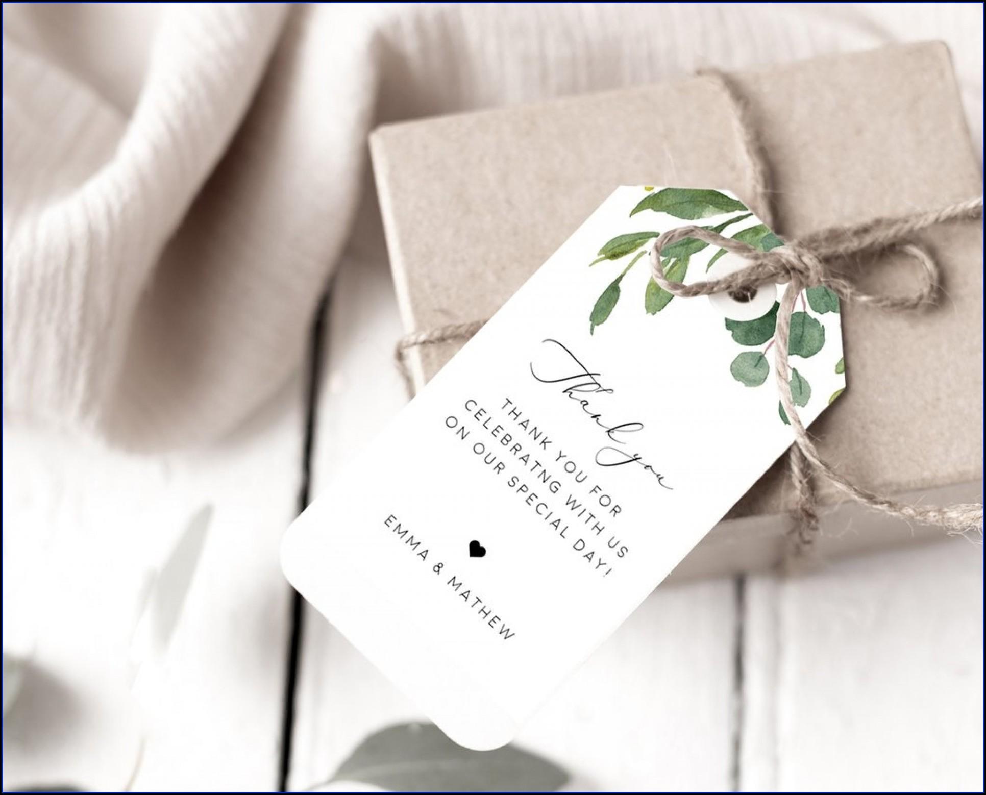 Wedding Sticker Label Templates