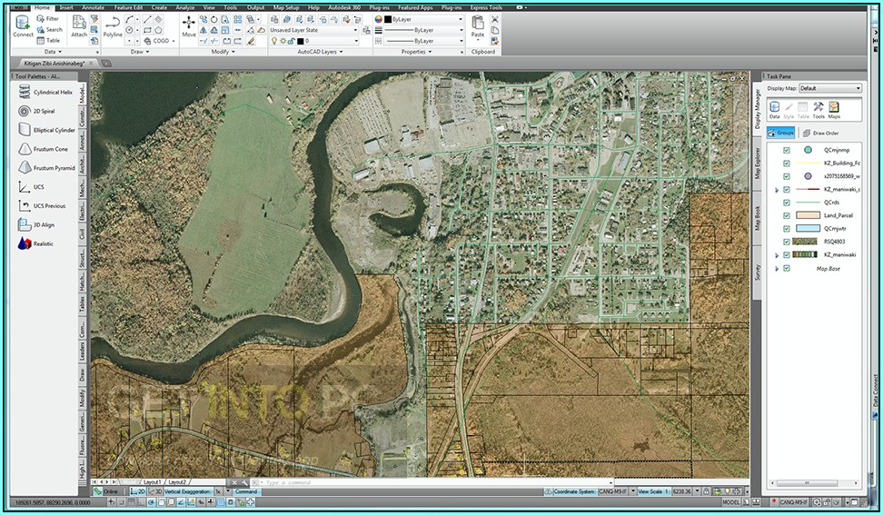 Autodesk Gis Mapping Software