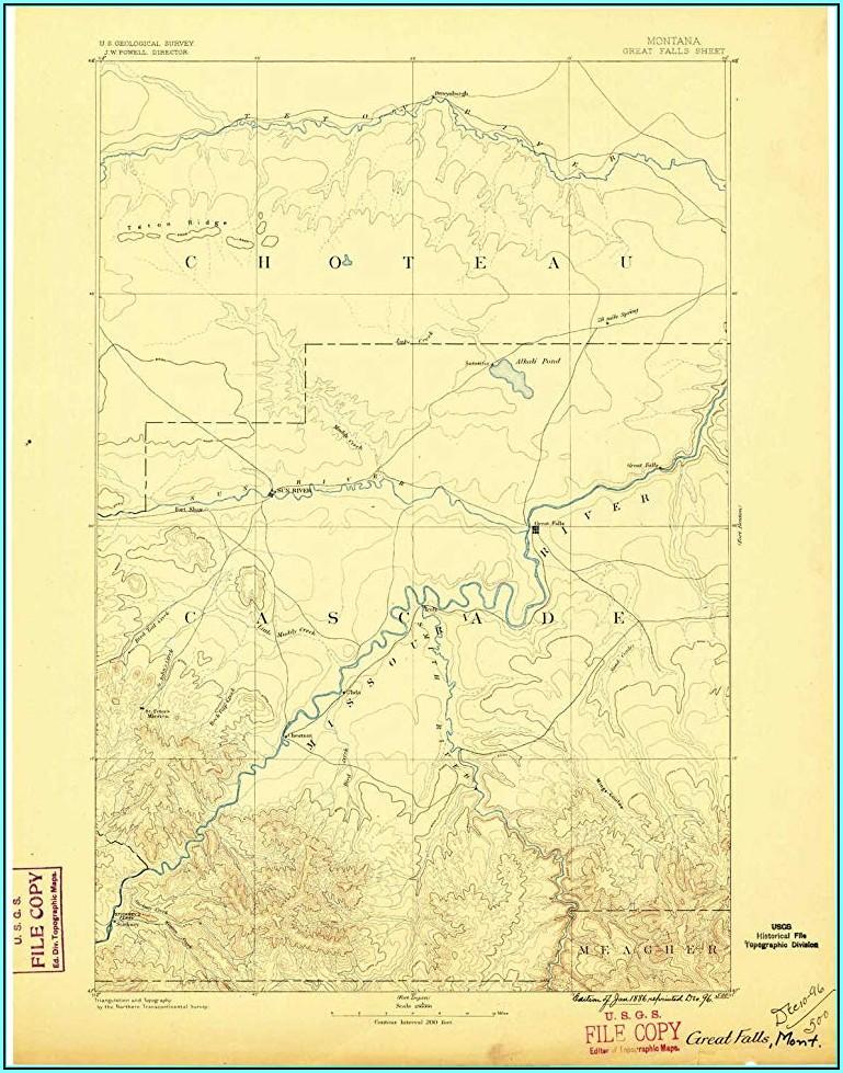 Best Paper Topo Maps