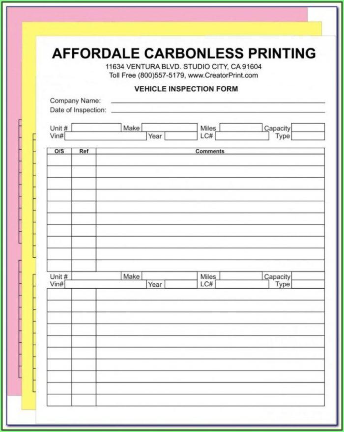 Carbonless Form Printing Near Me