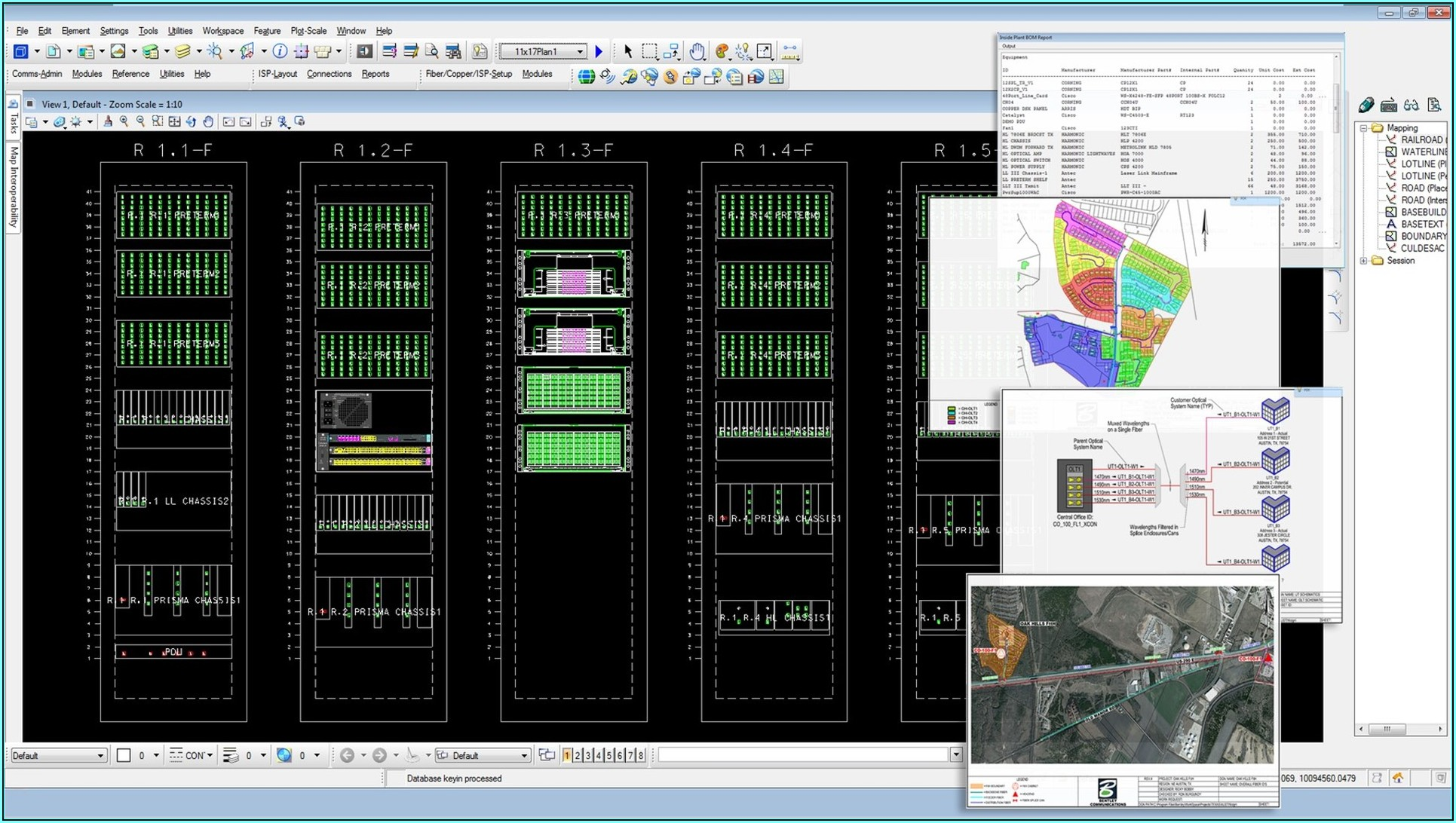 Fiber Optic Mapping Software Free