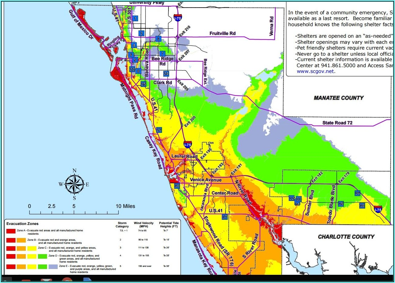 Flood Zone Map Florida By Address