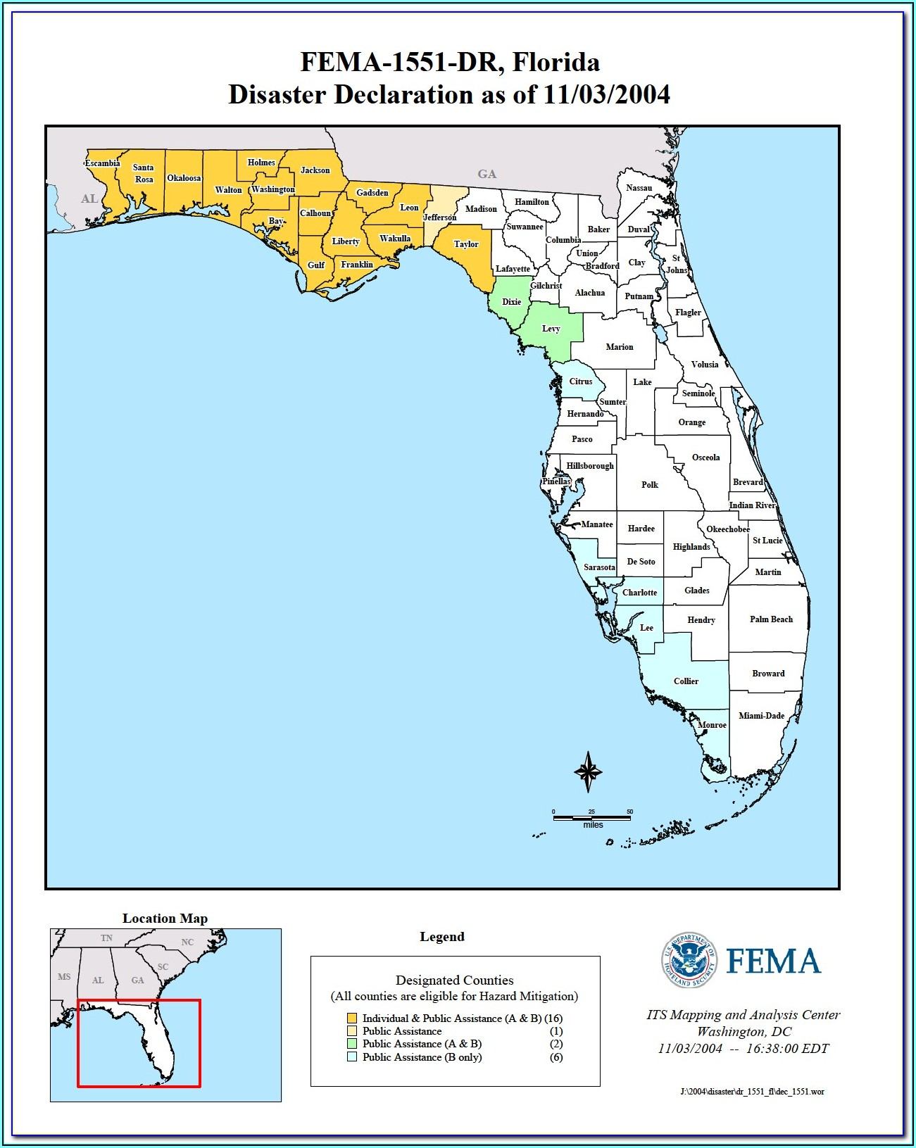Florida Fema Flood Maps