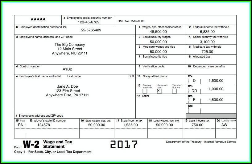 Irs.gov 1099 Printable Form