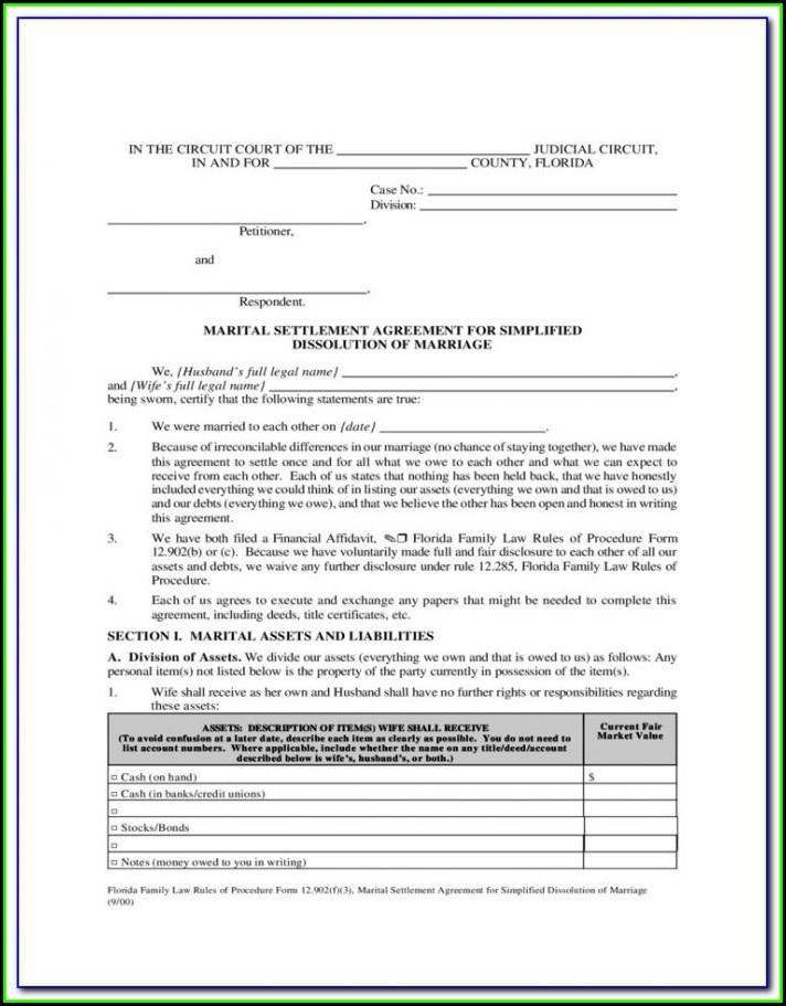 Kansas Annulment Forms