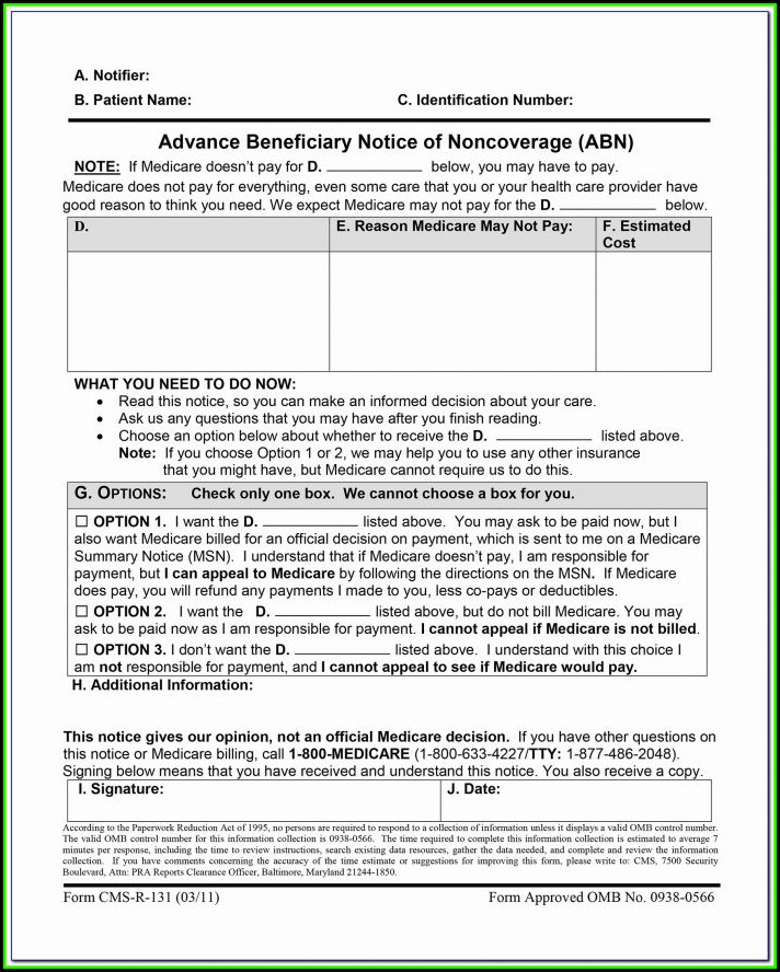 Medicare Qmb Application Form