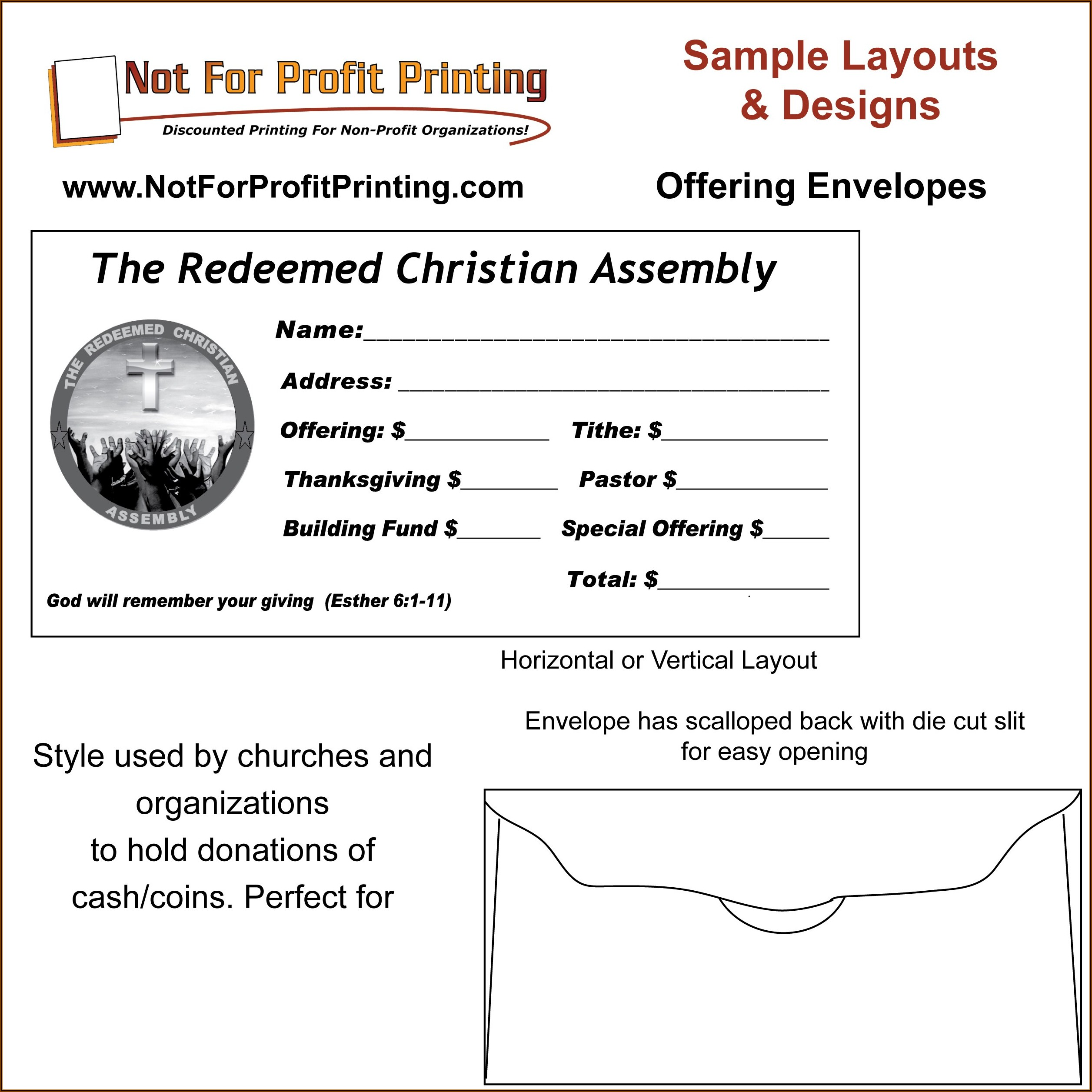 6x9 Booklet Envelope Template