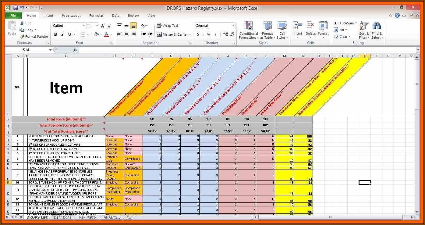 Attendance Tracker Template Free