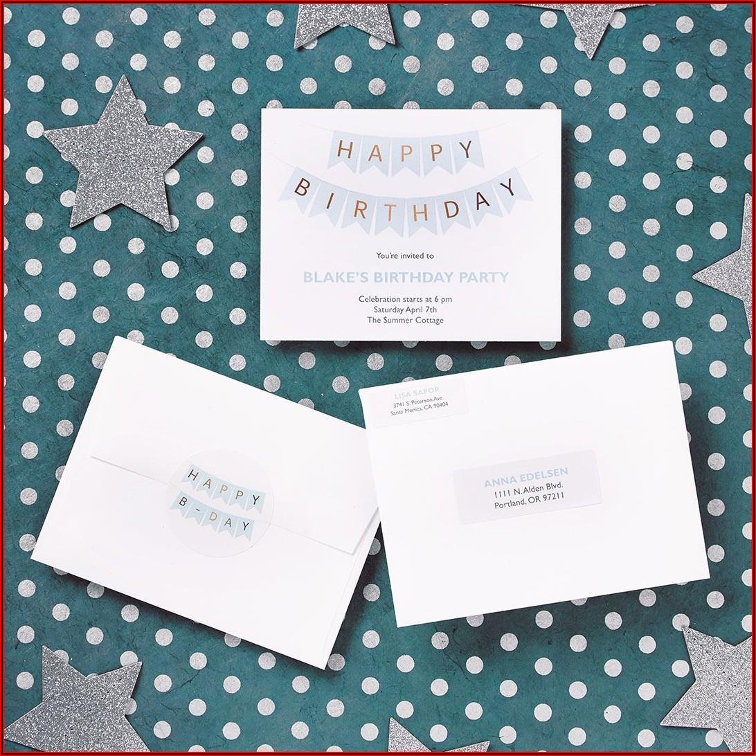 Avery Birthday Cards Templates