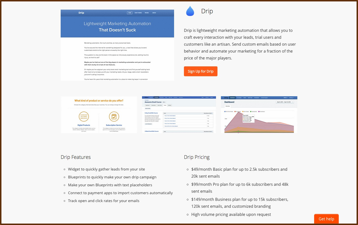 Best Drip Campaign Email Templates