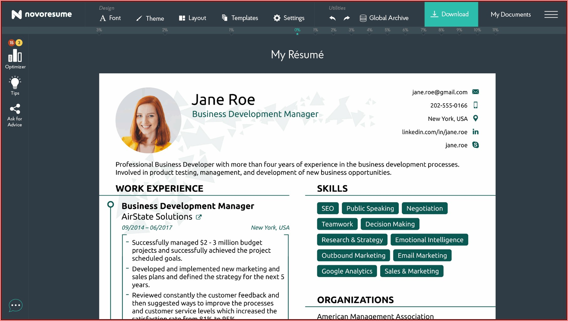 Best Free Resume Maker Website