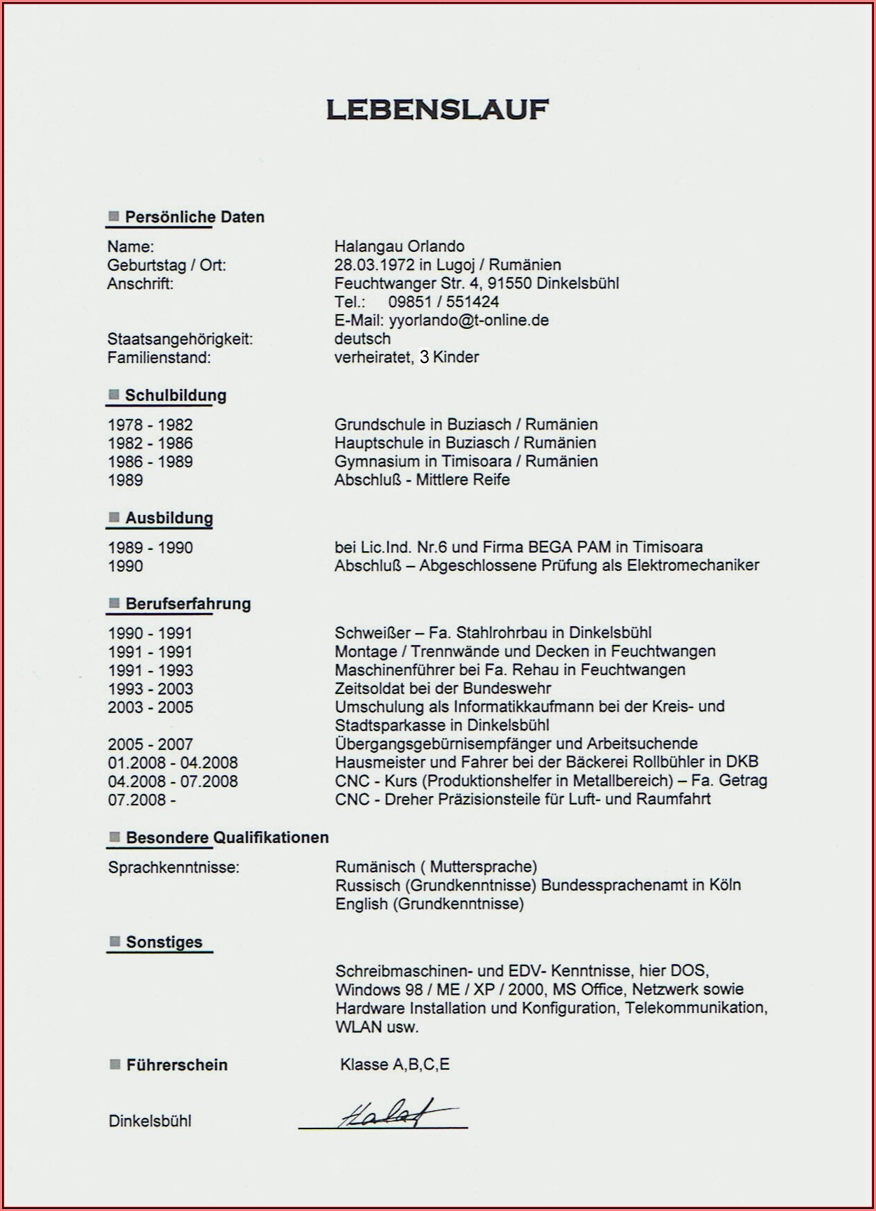 Build Your Resume Free Download