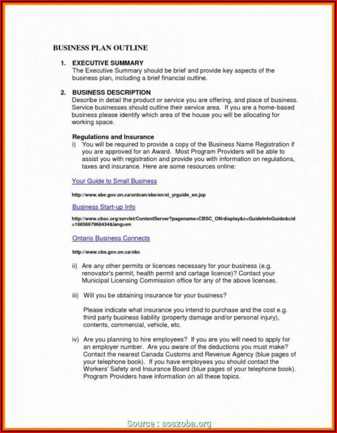 Business Travel Proposal Template