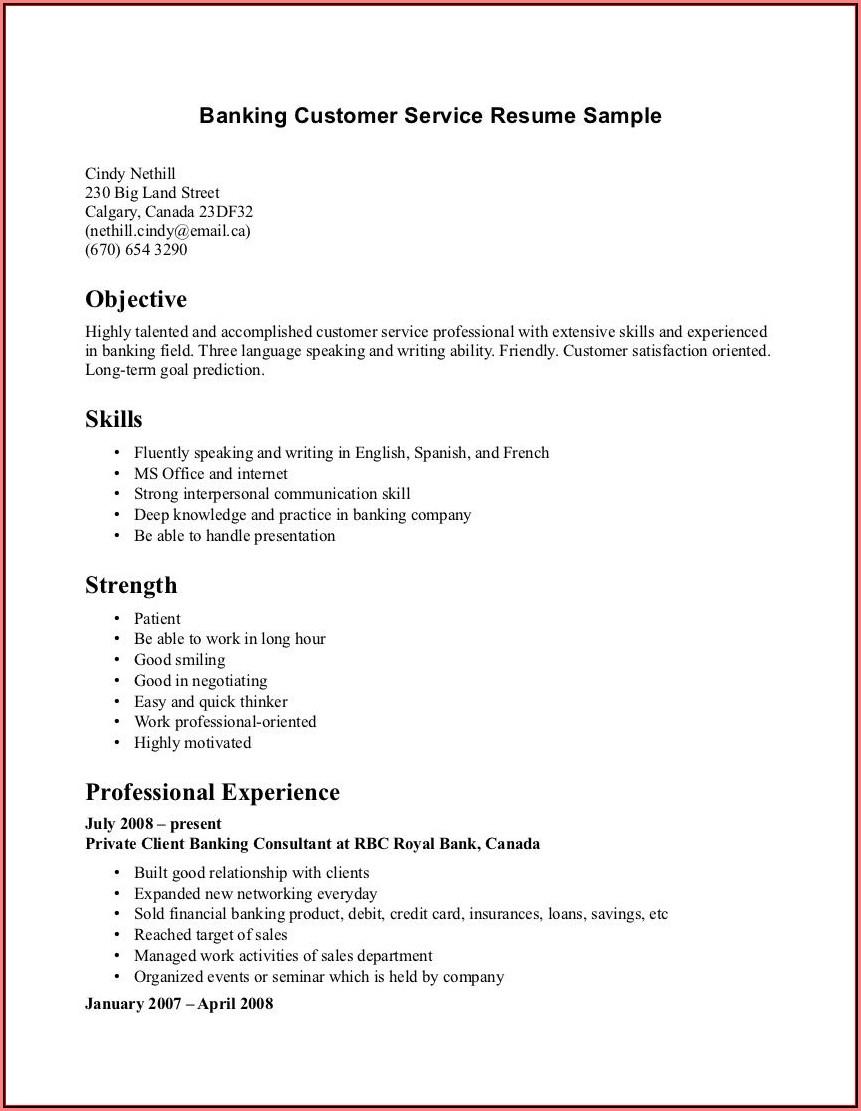 Professional resume writer calgary