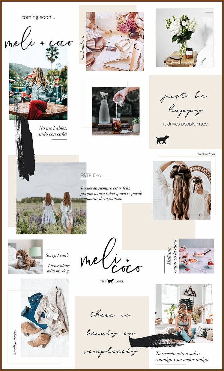 Canva Collage Templates Free Download