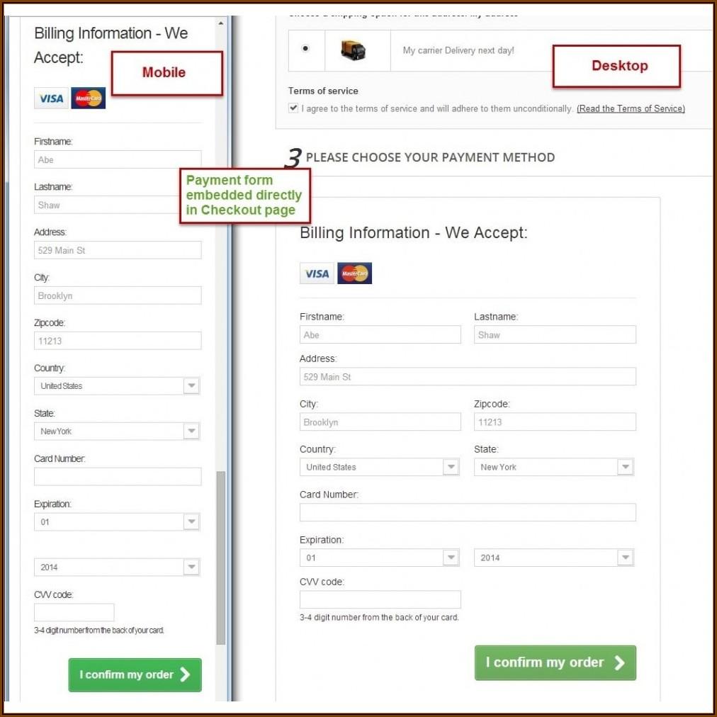 Car Insurance Card Template Form