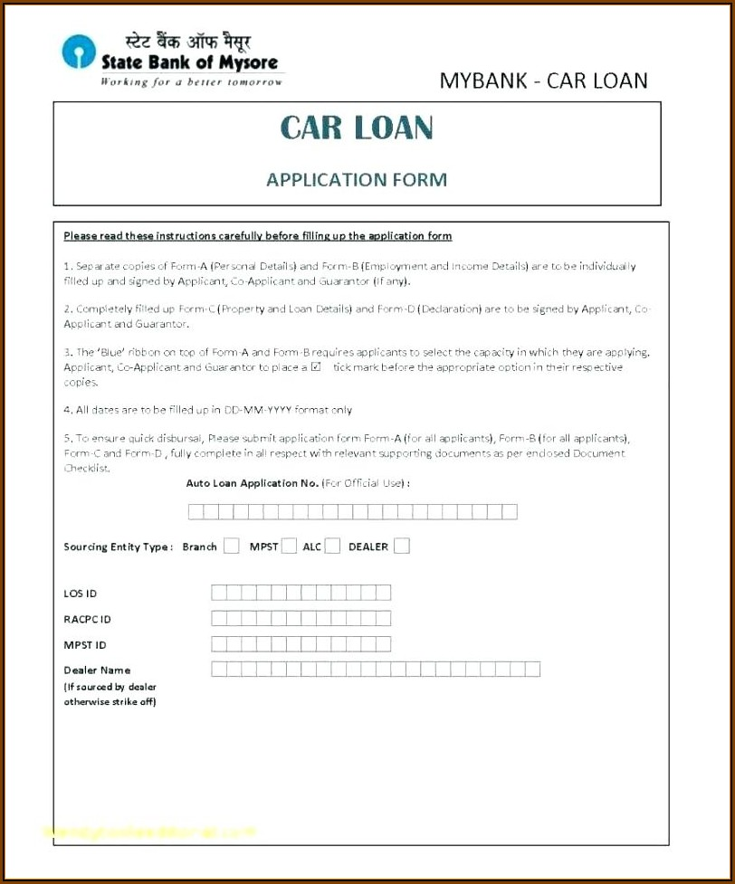 Car Sale Contract Template South Africa