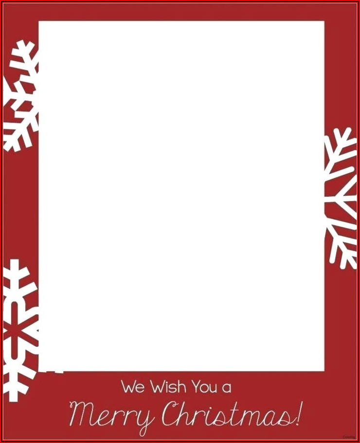 Christmas Newsletter Templates Free Microsoft Word