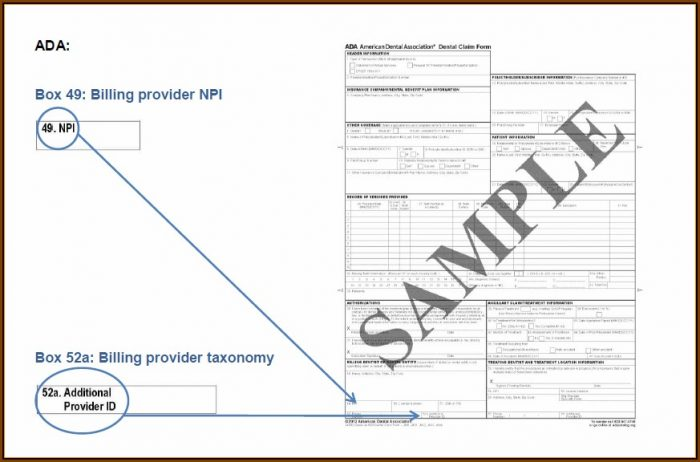 Cms 1500 Form Fillable Template