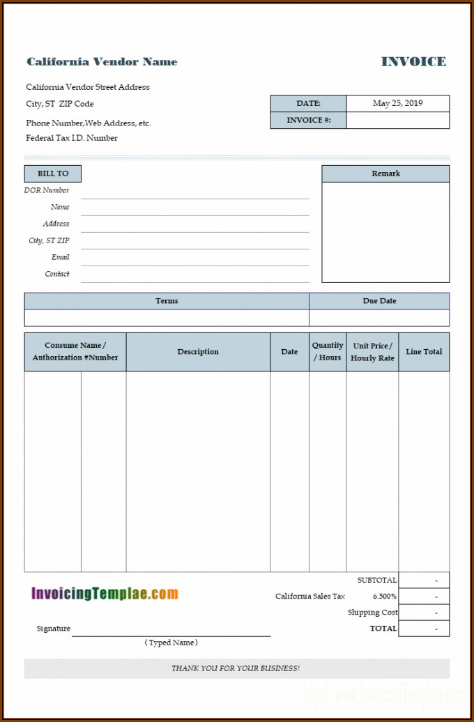 Construction Company Excel Templates
