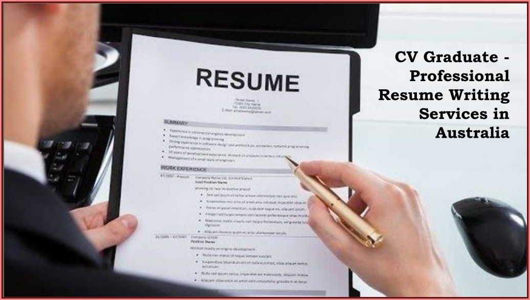 Cv Resume Writing Services