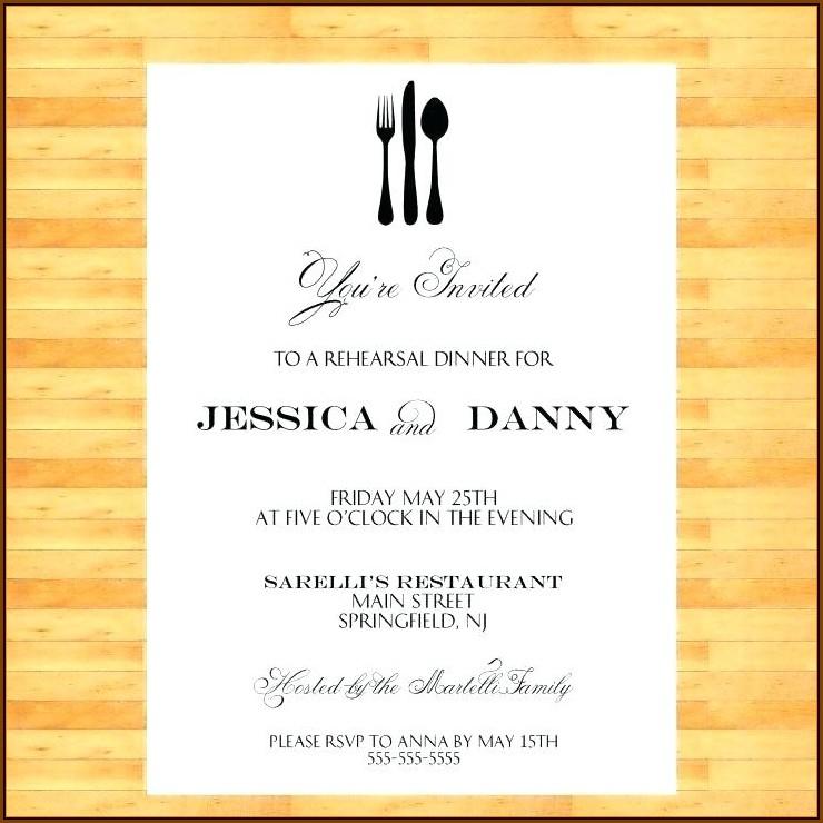 Dinner Party Invitation Maker