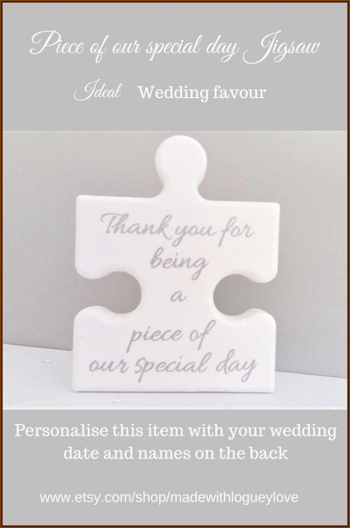 Diy Wedding Favor Tags Template