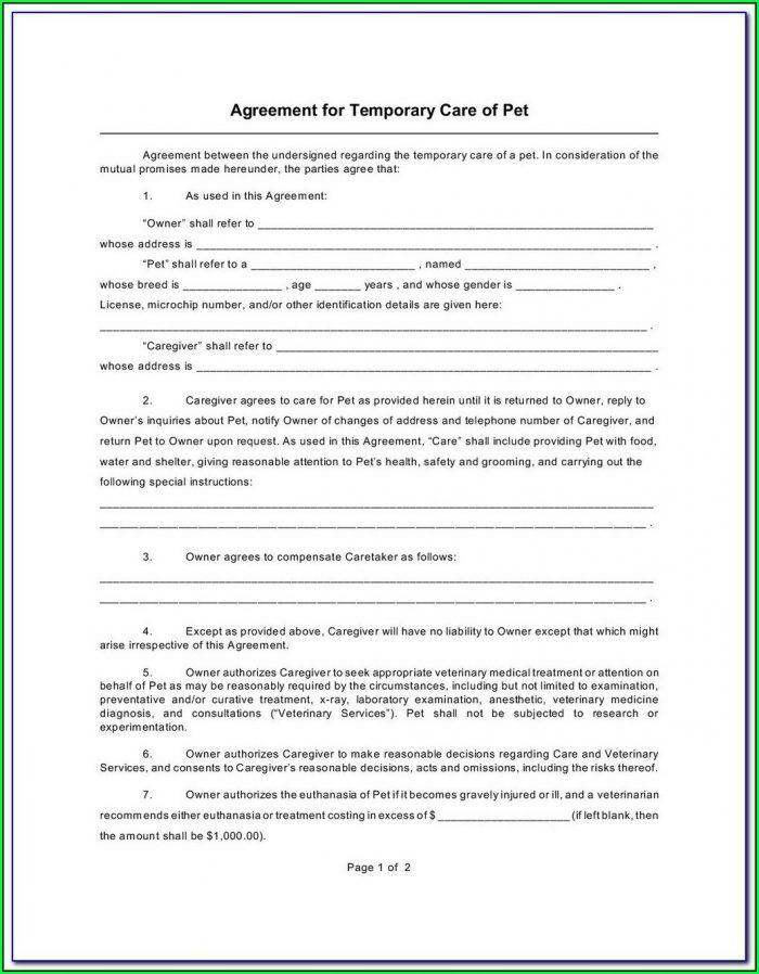 Emergency Guardianship Forms Indiana