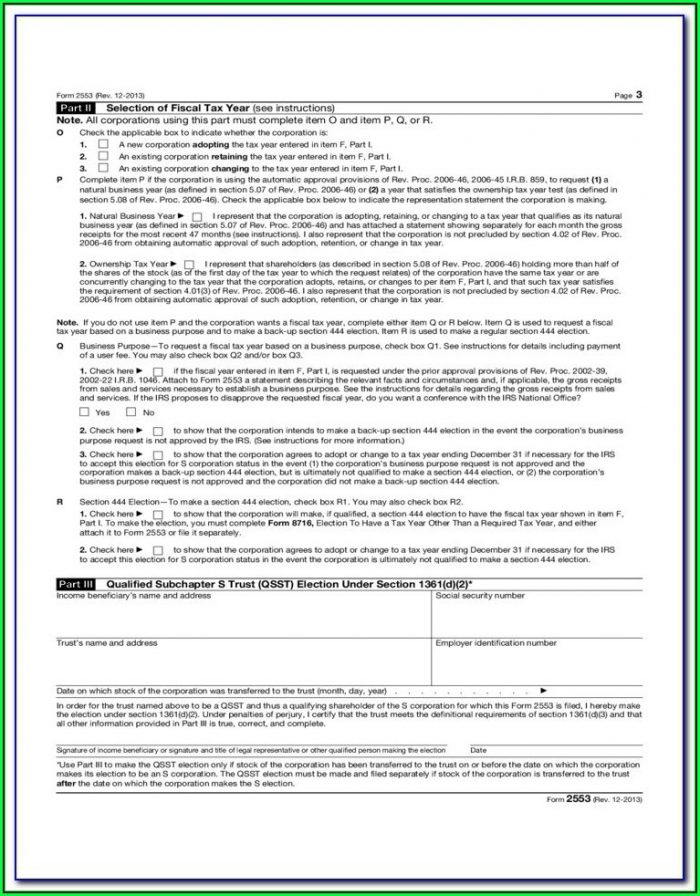 Filing Taxes For Small Business Llc