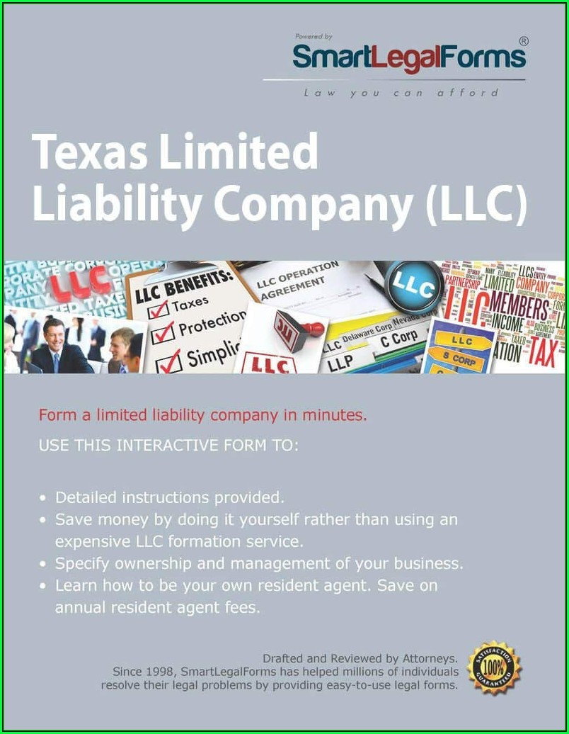 Forming An Llc In Texas Online