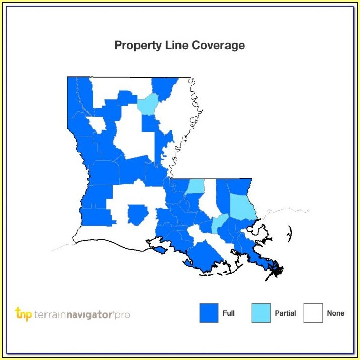 Free Louisiana Fishing Maps
