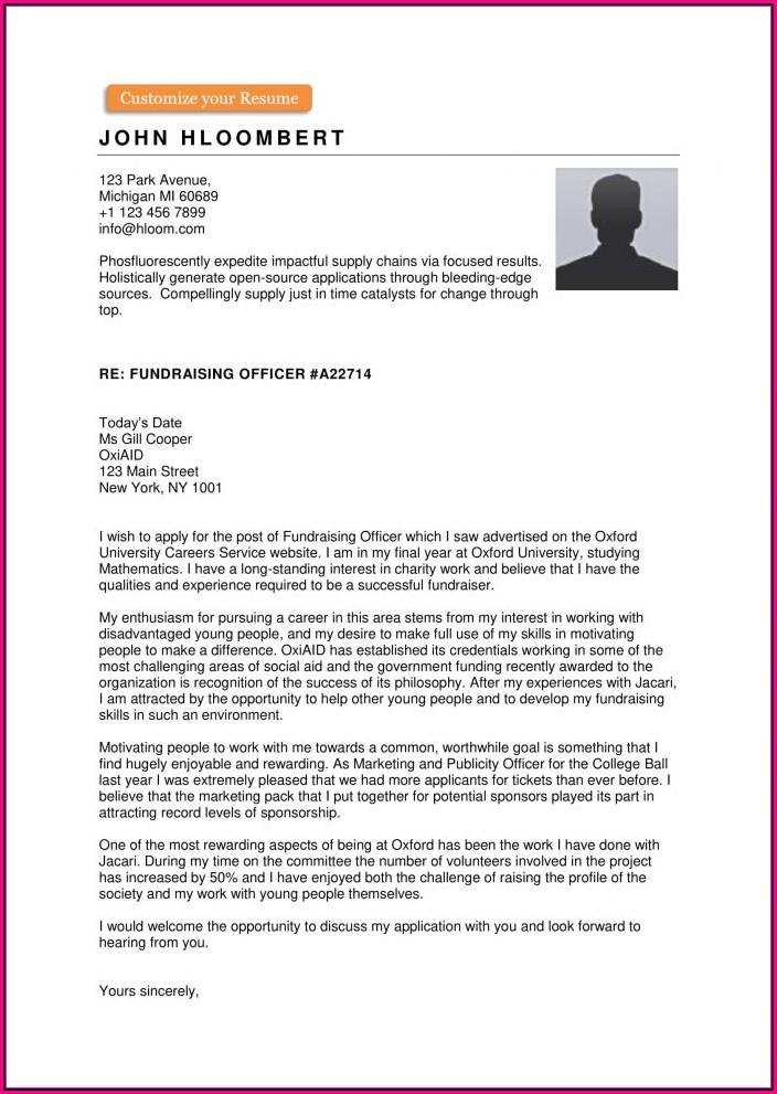 Free Resume Sheet