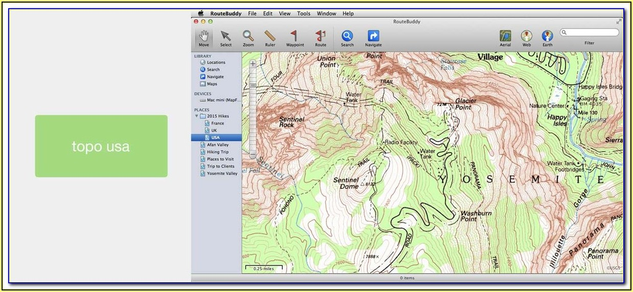 Free Topo Mapping Software