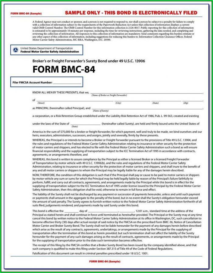 Freight Broker Forms