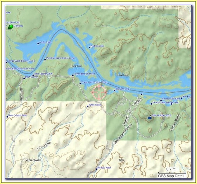 Garmin Gps Topographic Maps