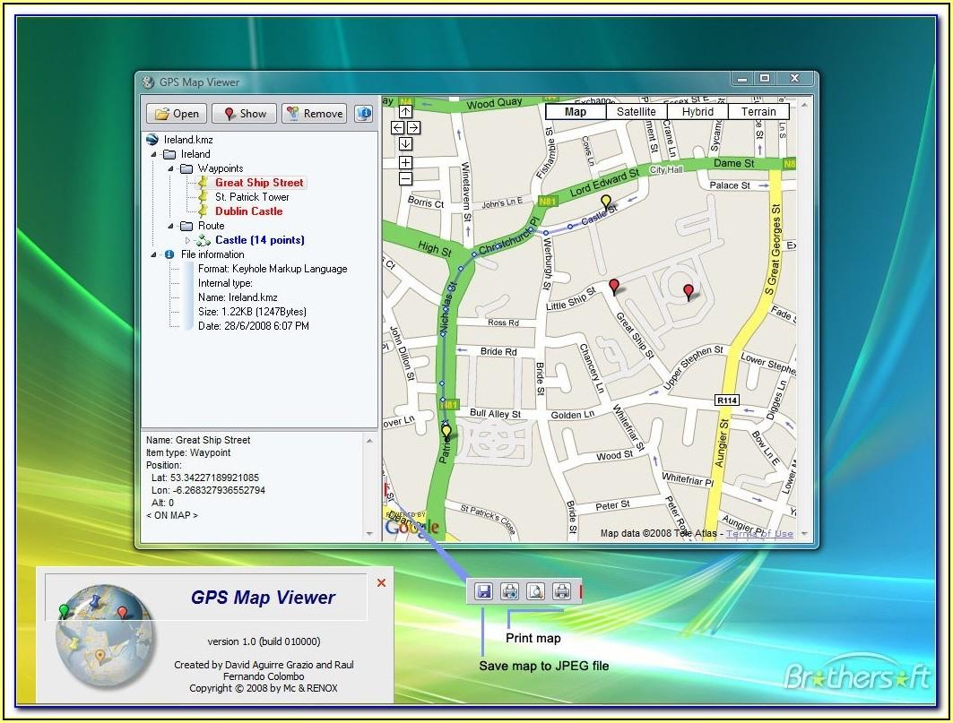 Garmin Maps Iceland Free