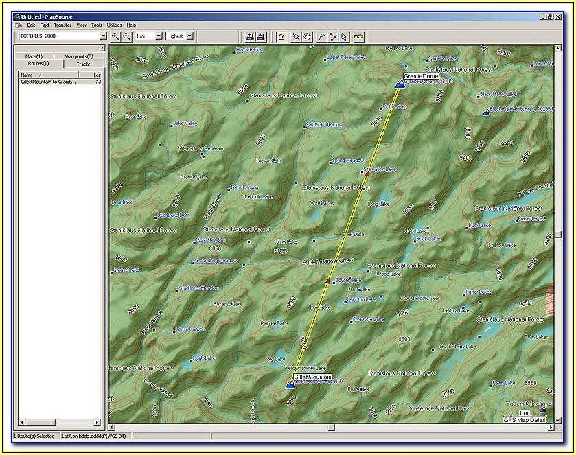 Garmin New Zealand Map Free Download
