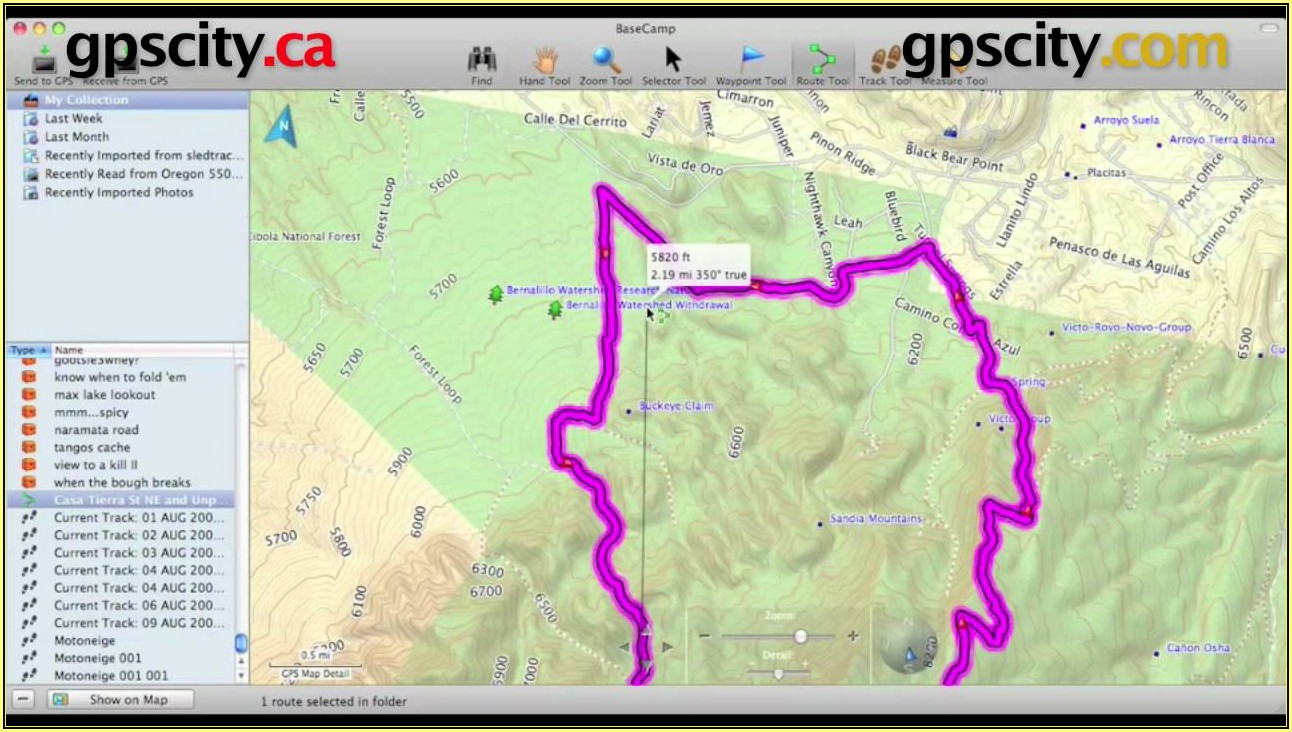 Garmin Topographic Maps Review