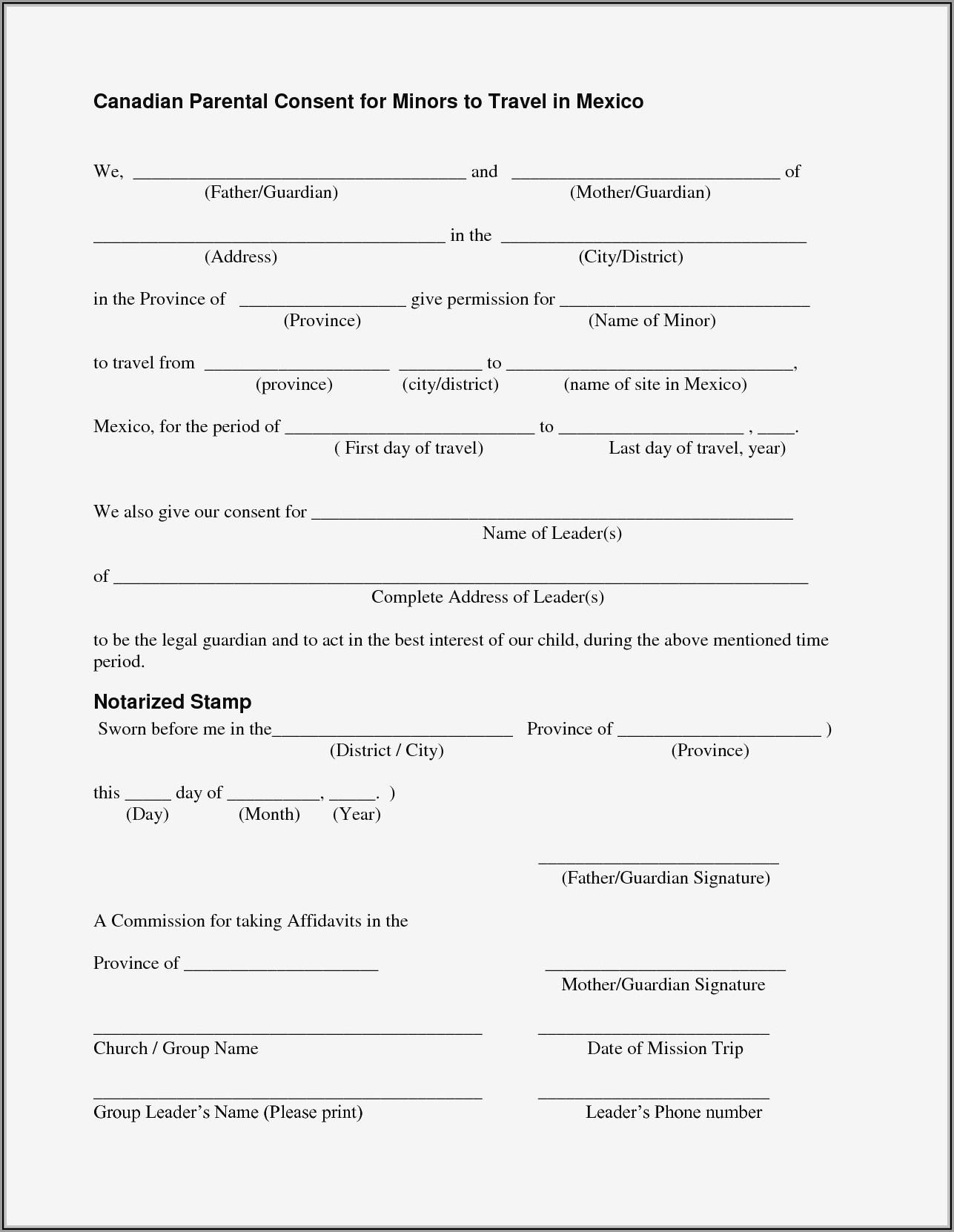 Gdpr Consent Form Templates